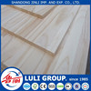 rubberwood finger jointed laminated lumber board for handrail made by LULIGROUP China manufacture since 1985