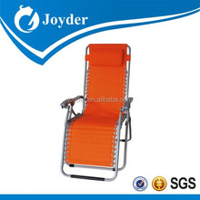 lounge chair 2015 latest design TUV NORD high quality heavy people folding beach chair lounge chair