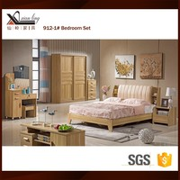 Foshan Factory Wooden Bedroom Set