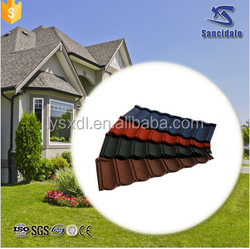 Prefabricated houses plan synthetic resin roof tile/free samples building materials ASA plastic pvc tile roofing sheet