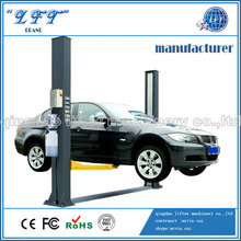 cheap hydraulic floor plate two post auto lifter for car lift