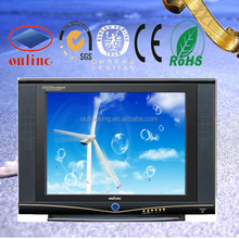 14inch new design Full HD CRT color TV by manufacturer