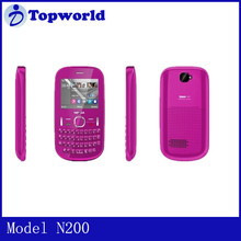 all china mobile phone models GRESSO N200 GSM 900/1800MHz Dual sim dual standby 3040 speaker function phone /mobile phone