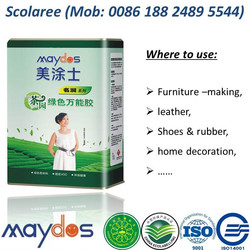 Maydos Low VOC Durable Multi Purpose Neoprene Rubber Solution Chloroprene Rubber Adhesive