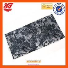 Multifunctional tube bandana headwear