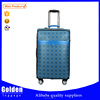 2015 new fashion leather travel luggage bag high quality hot sale luggage trolley bag