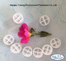 plastic white MBBR bio media for fish pond