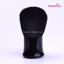 black goat hair kabuki brush