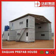 China Low Cost prefabricated Luxury container house plans