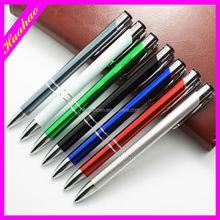Custom Logo Cheap Advertising Metal Ballpoint Pen Wholesale customised pen