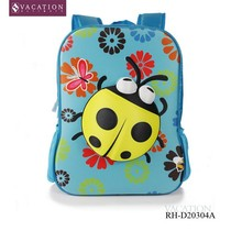 2015 3D Cartoon Kids School Bag