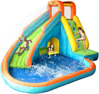 2015 new design inflatable dragon slide /inflatable toys for kids outdoor playground