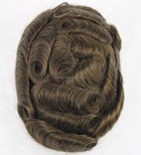 wholesale virgin hair indian human hair toupee new man hair pieces