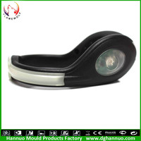 Super bright LEDs shoes flashing light adult for safety cycle / shoe safety clip for night running (Accept OEM)