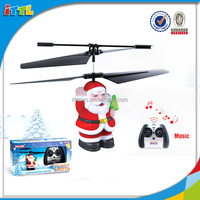 Top sale 2015 mini Santas rc helicopter
