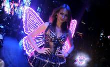 LED angel wings handmade angel wings model show wings adult angel wings