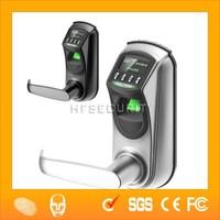 HF-LA601 Large Capacit y Fingerprint High Security Padlocks