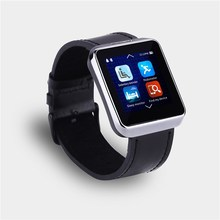 Smart Watch for Android Phone with Heart Rate Detection and Pedometer