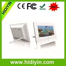 wholesale 7 inch digital photo frame ABS Plastic Multi Function LCD Digital Photo Frame