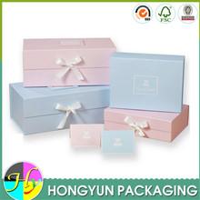 new design high quality cardboard treasure chest box
