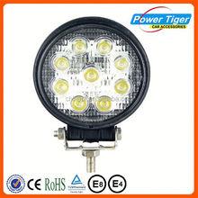 High Brightness epistar 12v 27w led worklight