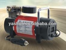 12V portable car tire inflator Air Compressor