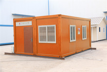 luxury one prefabricated modular homes site office