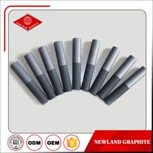 Tubular graphite mould