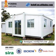 20 feet container house assembled New zealand