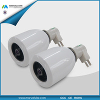 OEM bluetooth speaker made in china led bulb light with 9W LED E27 compatible with IOS, android bluetooth device with CE