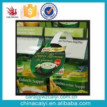china manufacturer shop swing wobbler paper card for promotional