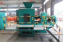 Shanghai Yuke Coke/Coal/Gypsum Power/Lime Powder Briquetting Machine Well Sold In Aisa American Europe South Africa Middle East