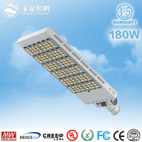 color changing long lifespan high luminance 200w led street light
