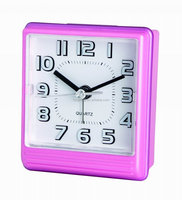 Fun design Desktop Clock with Snooze Beep crescendo sound