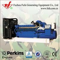 520kw Diesel Generating Set with Per kins Engine