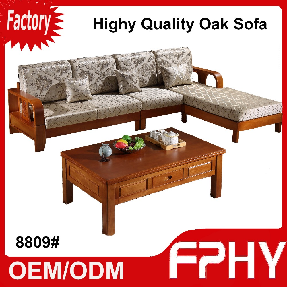 High Quality European Antique Living Room Sofa Furniture