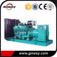 Gmeey 400kW/500kva V6 Diesel Engine Generator