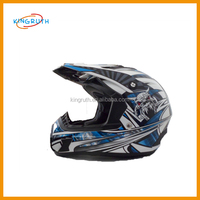 ABS full face dirt bike racing skull cool full face custom motorcycle helmet arai