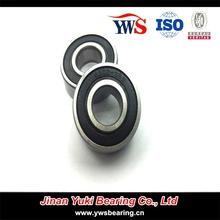cheap ball bearing 6202 RS rubber steal ball bearing mini bearing