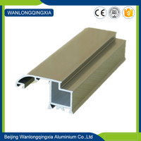 Wholesale Aluminum profile for casement doors and windows with low price