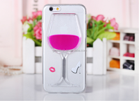 New Product 3D Liquid Silicone Cell Phone Mobile Phone Case For Iphone 4 4s 5 5s 6 6plus
