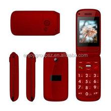 2.2'' low price senior flip mini cell mobile phones