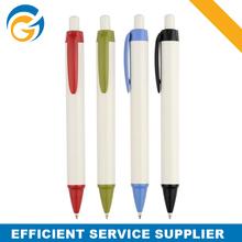 Fat Half Size Pens with Colors Clip
