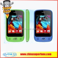 3.5 inches dual sim android gps mobile phone wholesale (V1)
