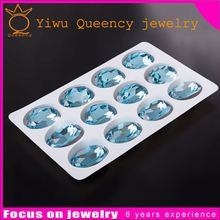 On-time delivery sew on stone Bead crystalised garment beads