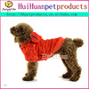 Christmas style pet coat winter dog coat