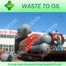 equipo de neumáticos para reciclar
