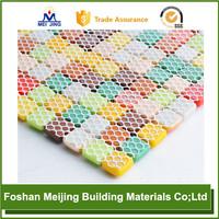 white polyester mesh laundry bag for paving mosaic