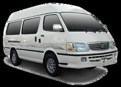 Powlion B10 15 Seats diesel mini-bus(High Roof , Old Face)