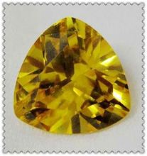 good Diamond cutting fat triangle /Synthetic Cubic Zirconia Wholesale